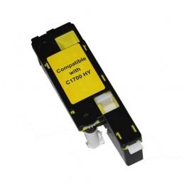 Toner Compativel Aculaser C1700/CX17 Amarelo XL